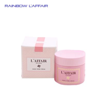[TẠM HẾT] Kem dưỡng trắng, chống lão hóa da Rainbow L'affair Whitening Magic Rose Cream