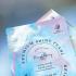 Hộp 10 mặt nạ ngọc trai Chống Lão Hóa, Trẻ Hóa Da, Trắng Da Rainbow L'affair Premium Shiny Pearl Aqua Brightening Mask