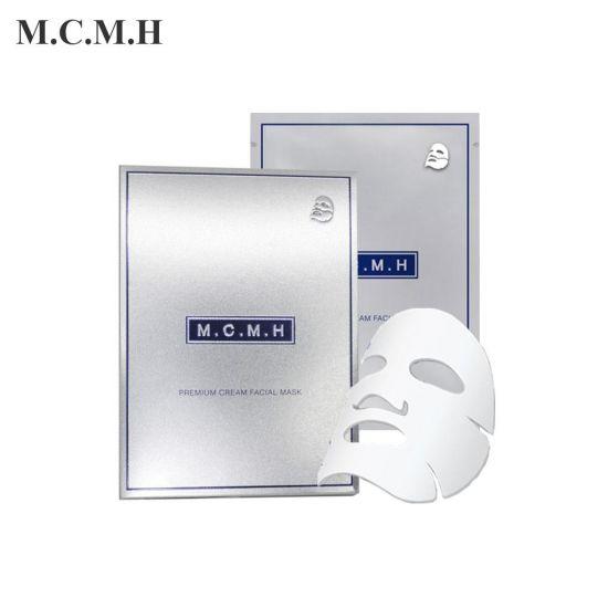 [TẶNG SỮA RỮA MẶT 150ML] Hộp 6 mặt nạ trắng da - chống lão hóa - trị mụn - tái tạo - phục hồi da cao cấp dạng kem M.C.M.H Premium Cream Facial